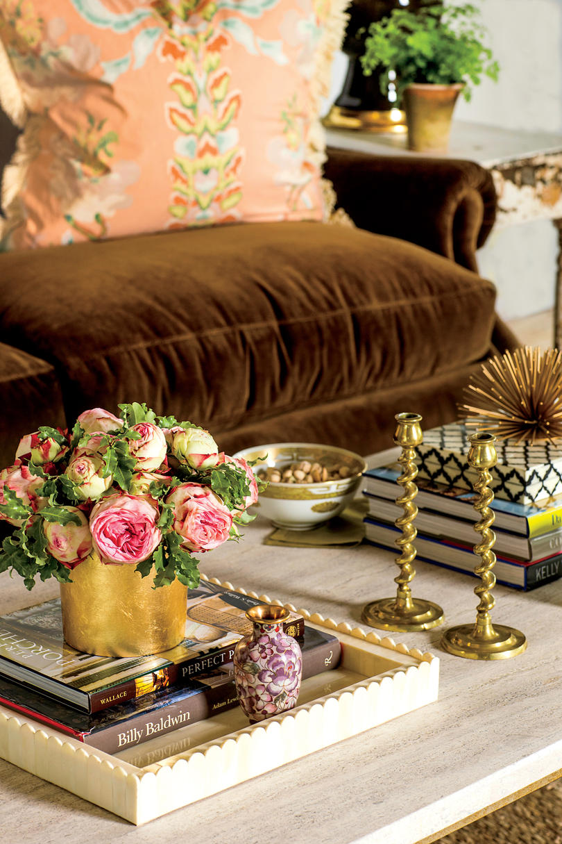 Step by Step How To Style Your Coffee Table