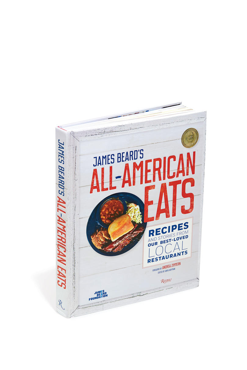 James Beard's All-American Eats by The James Beard Foundation