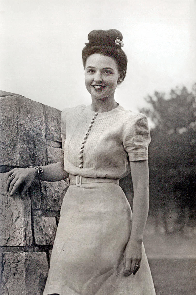 Norma Louise Tebeau, Grandmother of Andi Eaton