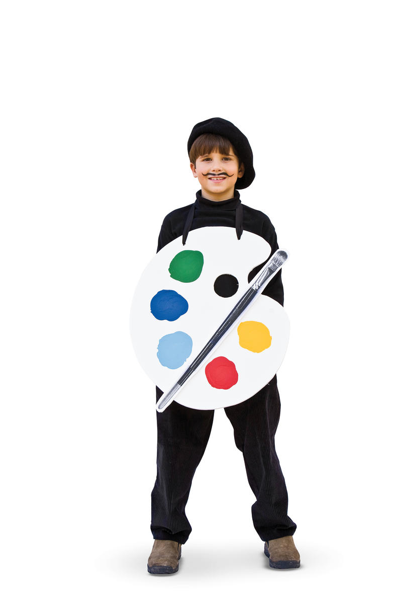 Create Your Own Halloween Costume - Southern Living