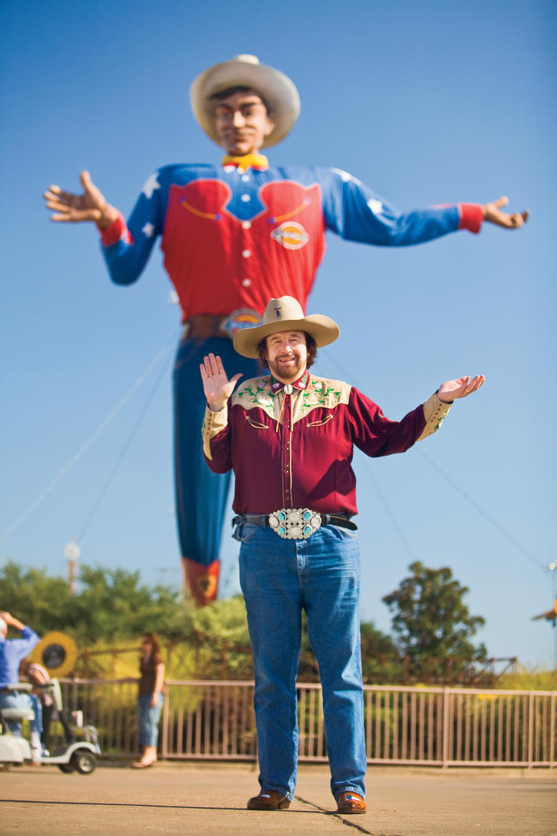 The Real Big Tex