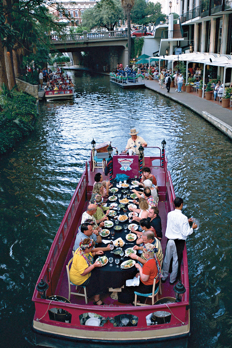 5: Go Boating in San Antonio