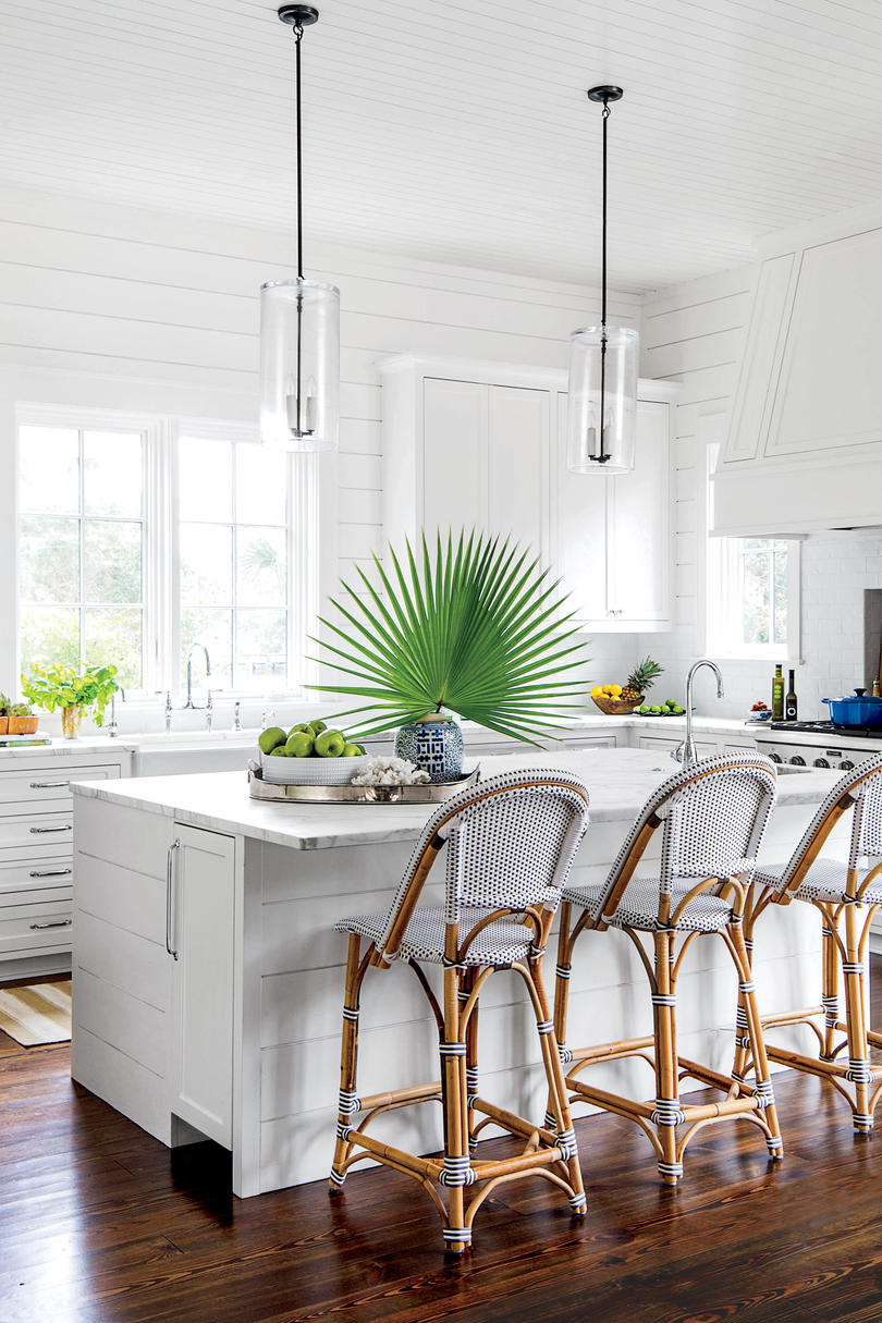 Welcoming Coastal Kitchen
