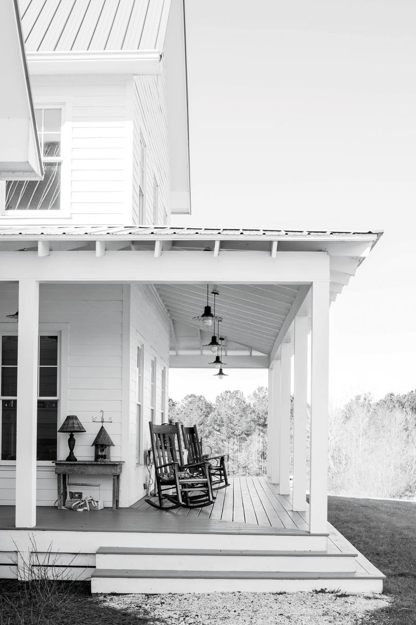 Before: One-Day Porch Makeover