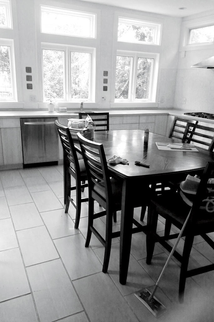 Before An Entertainers Kitchen