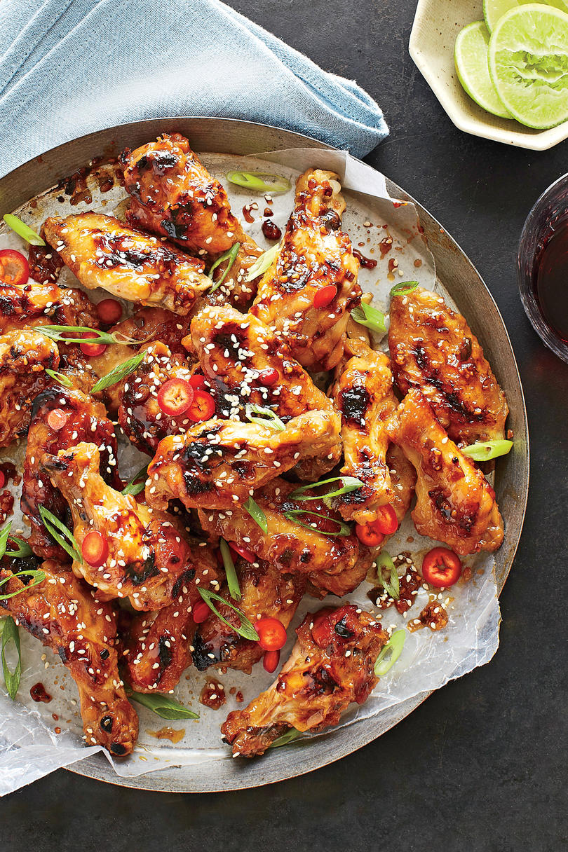 Asian-Ginger Wings