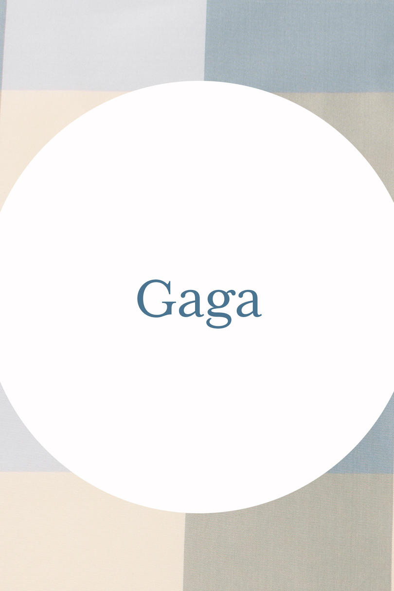 Gaga Grandmother Name