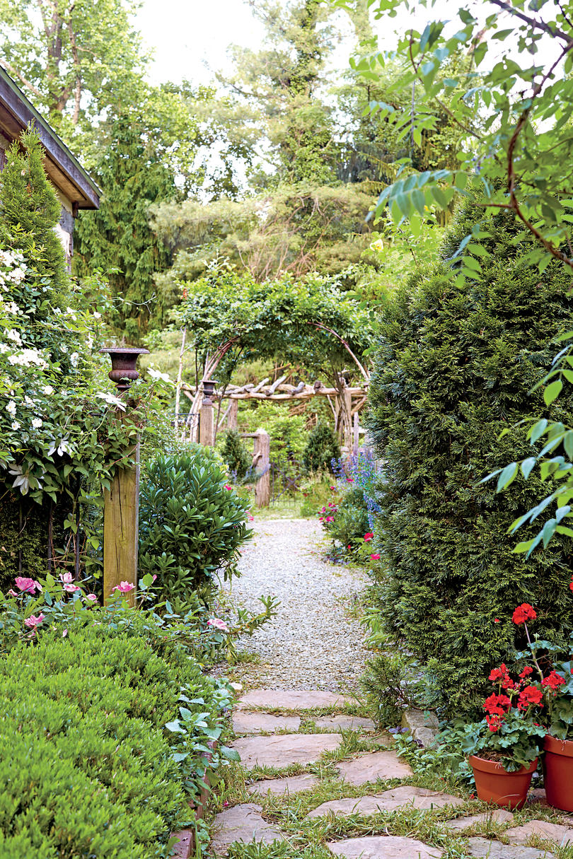 Garden Rooms Path