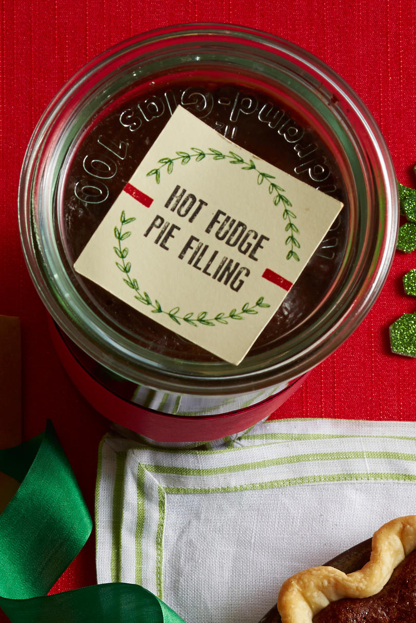 Hot Fudge Pie Filling
