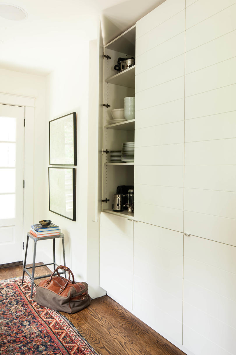 Streamline the Kitchen Storage