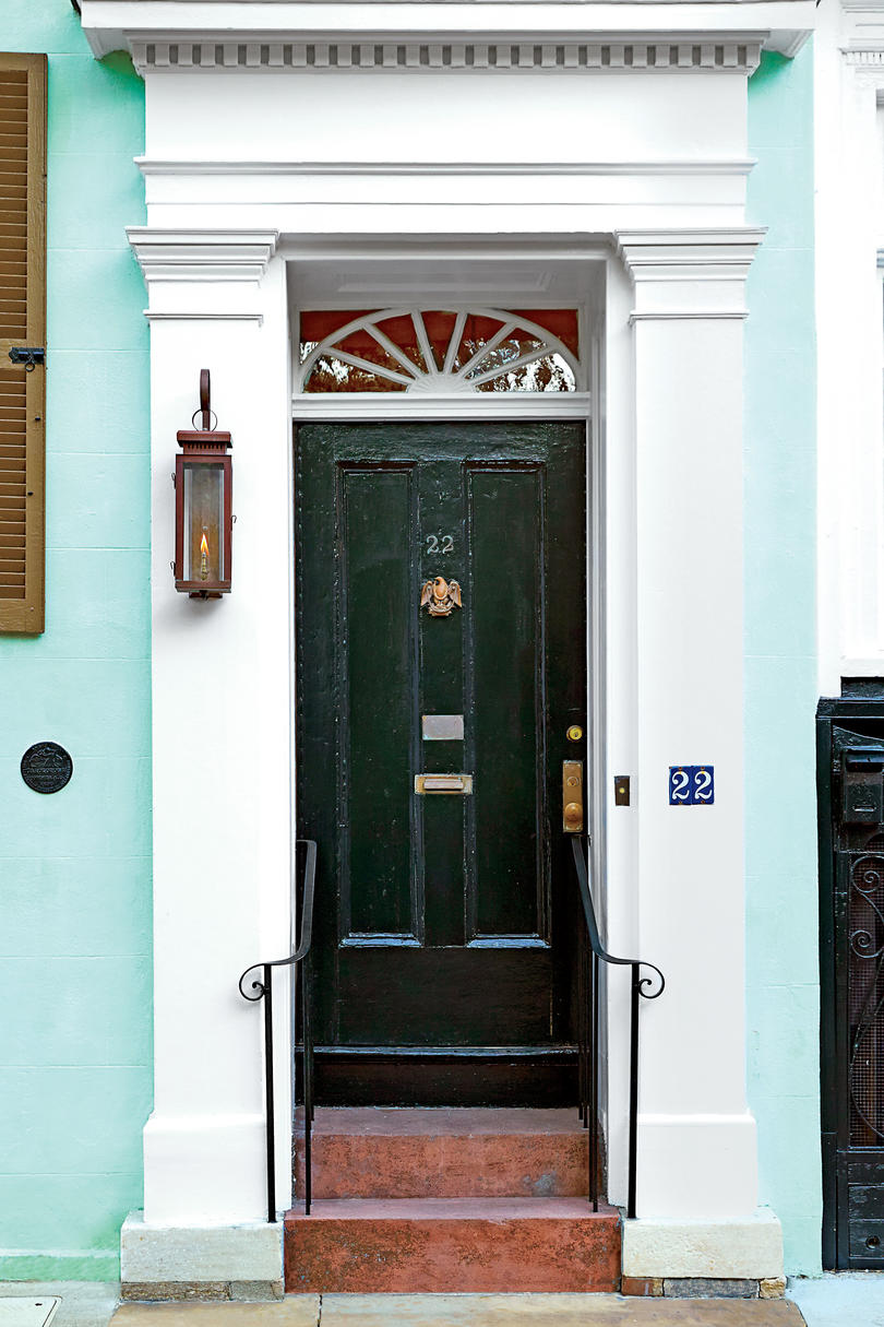 Door Paint Colors 13 bold colors for your front door - southern living