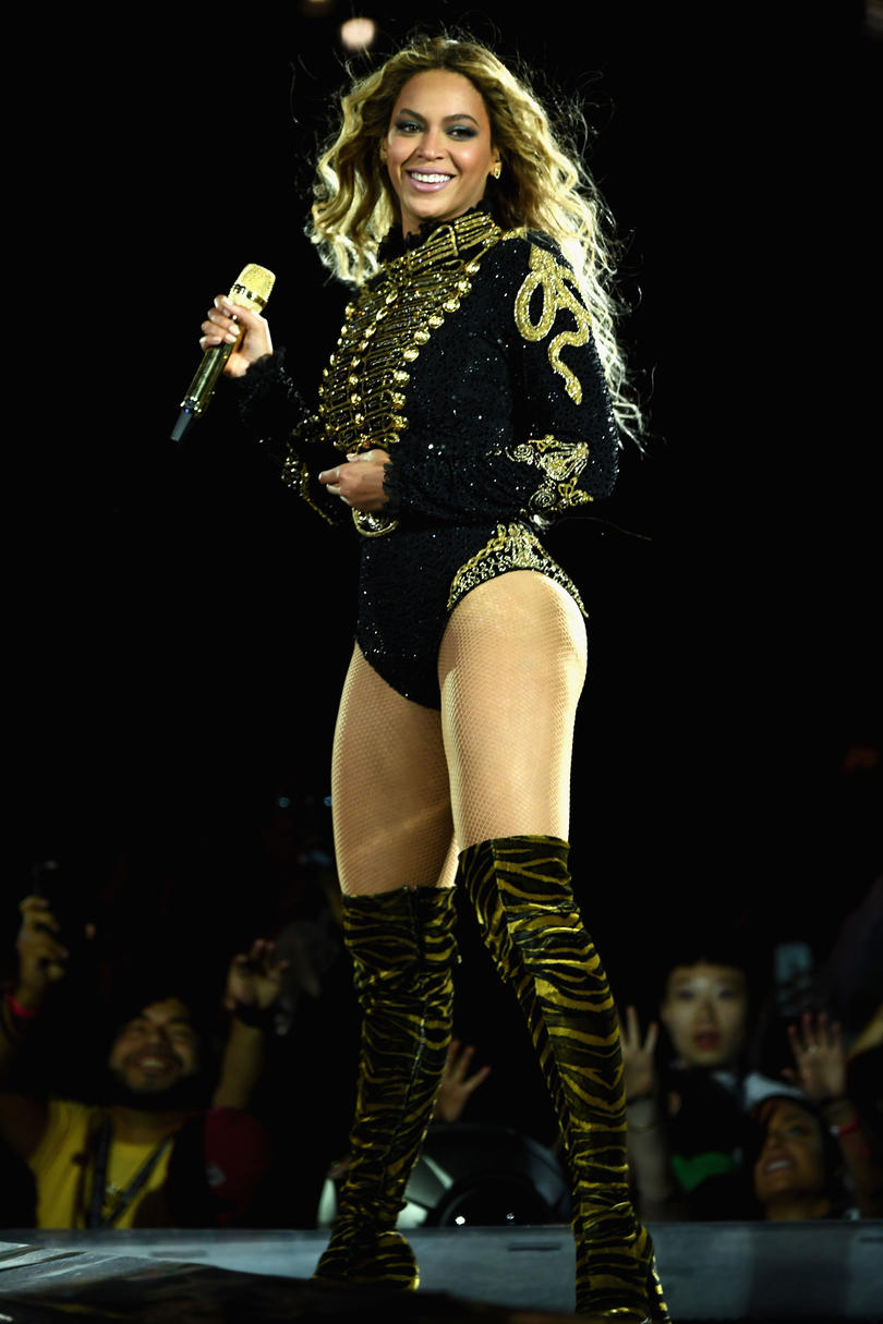 Beyonce Knowles Southern celebrity
