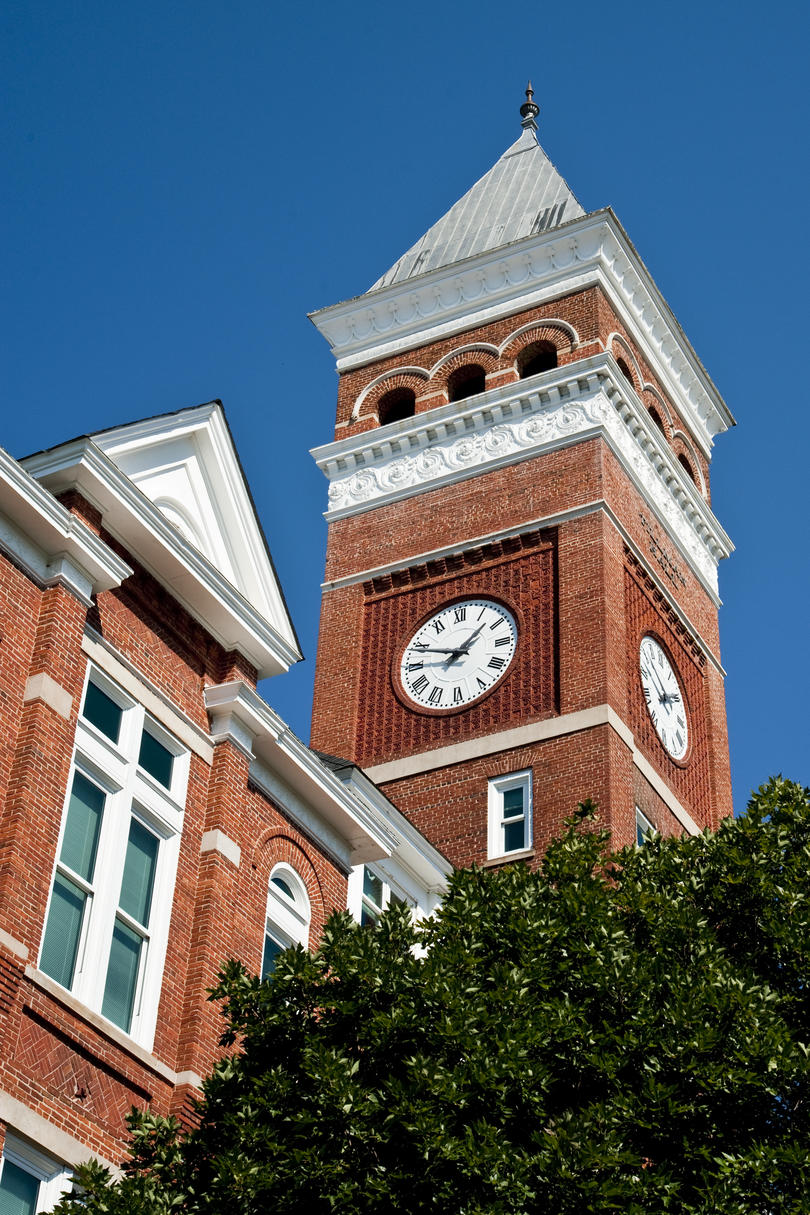 Tillman Hall on Campus of Clemson University