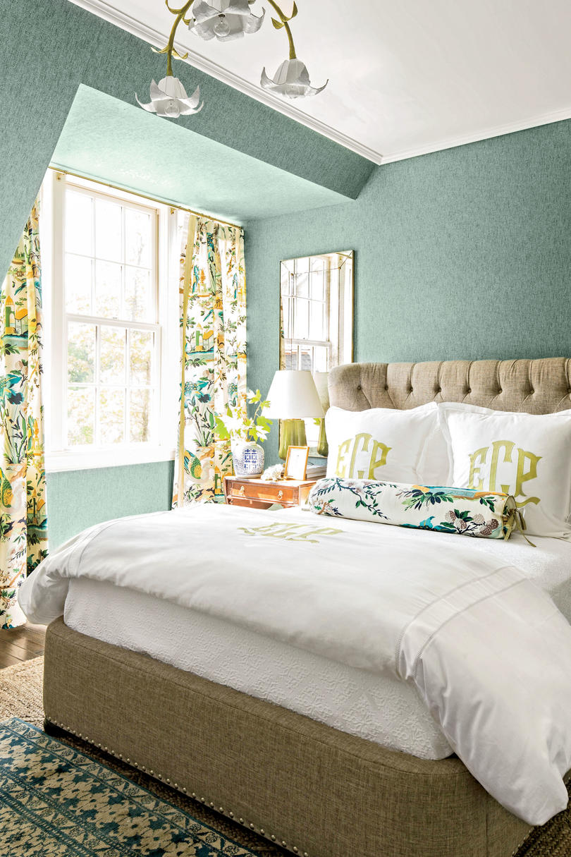 The Southern Living Bedroom
