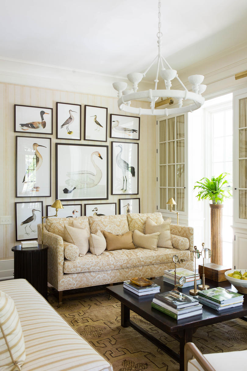 Idea House Family Room by Bill Ingram - Southern Living