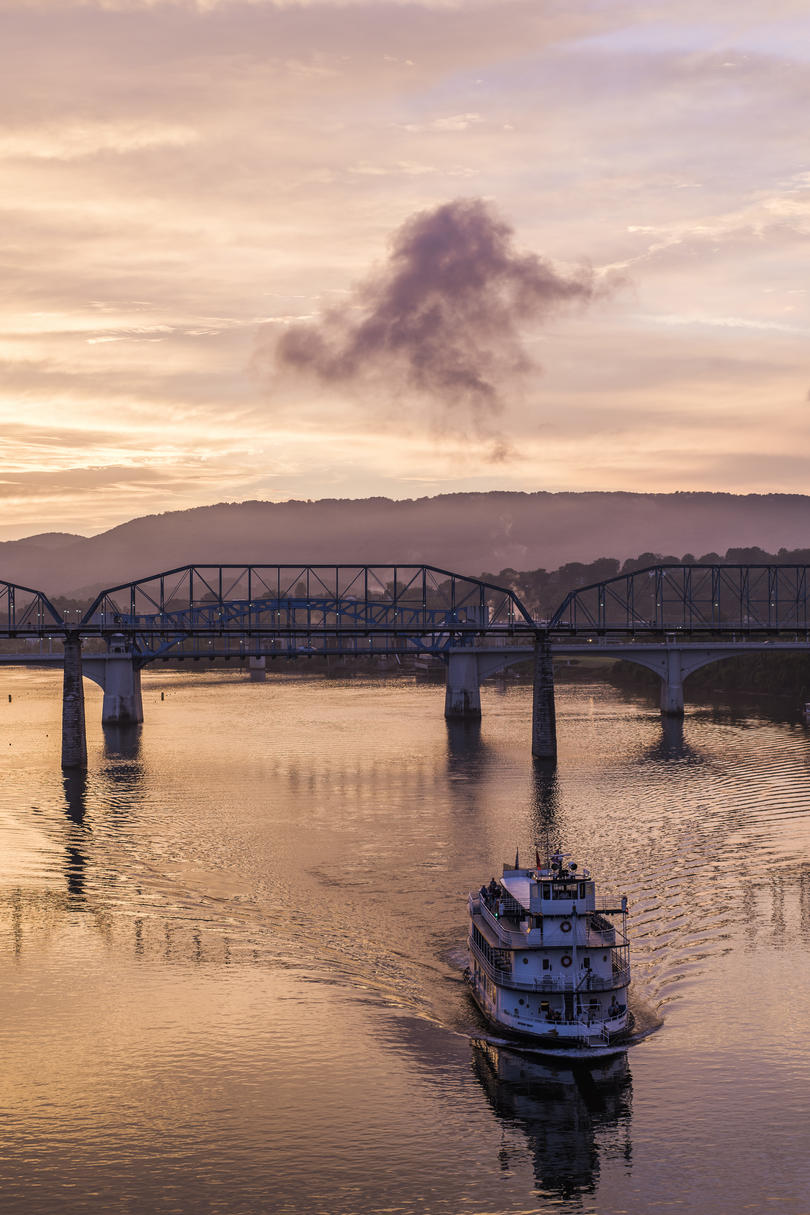 Hike in Scenic City: Chattanooga, TN