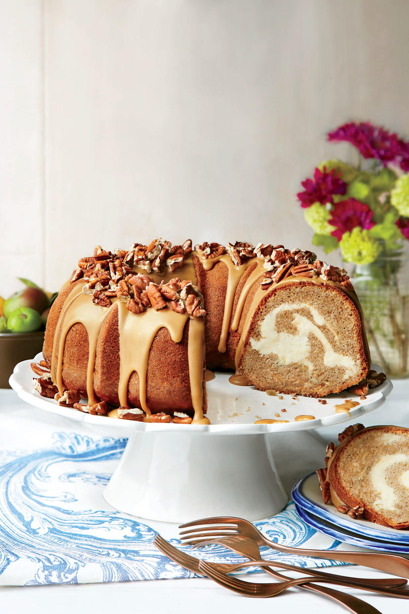 Apple Spice Bundt Cake Southern Living