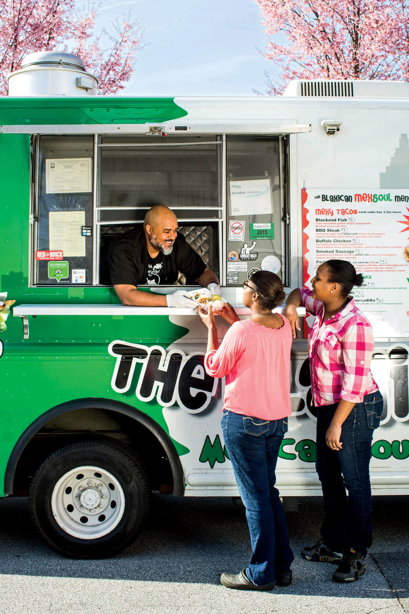 The Souths Best Food Trucks Southern Living