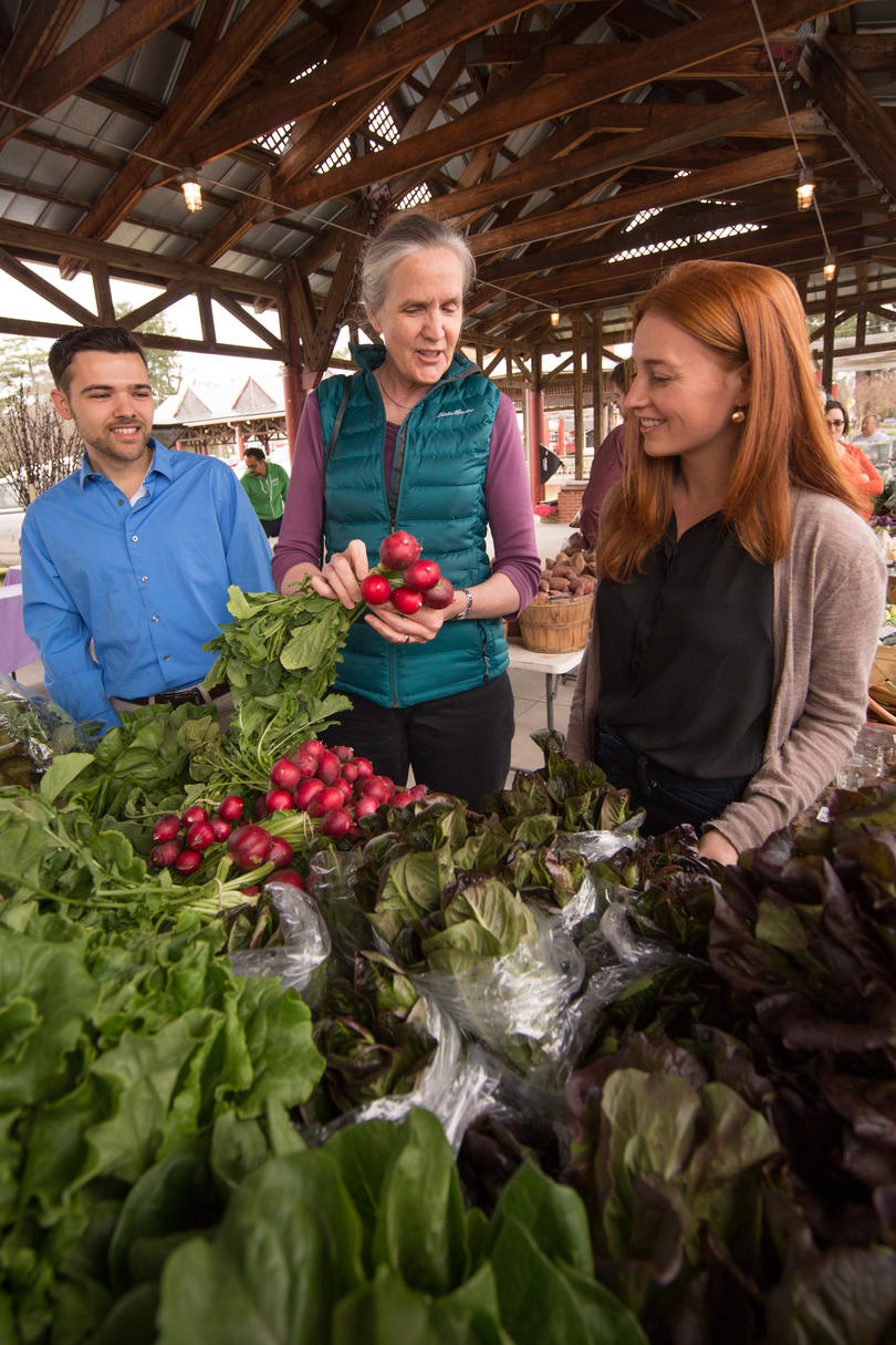 The South's Best Farmers' Markets