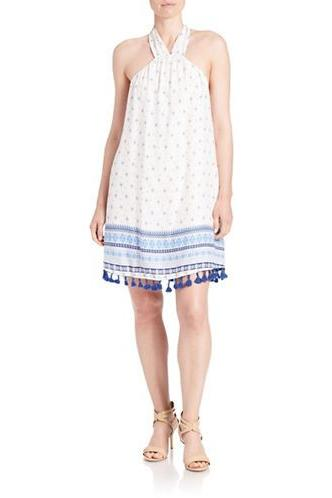 Halter Shift Dress by Design Lab Lord & Taylor