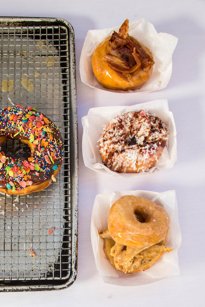 Hi-Five Donuts: Louisville, KY