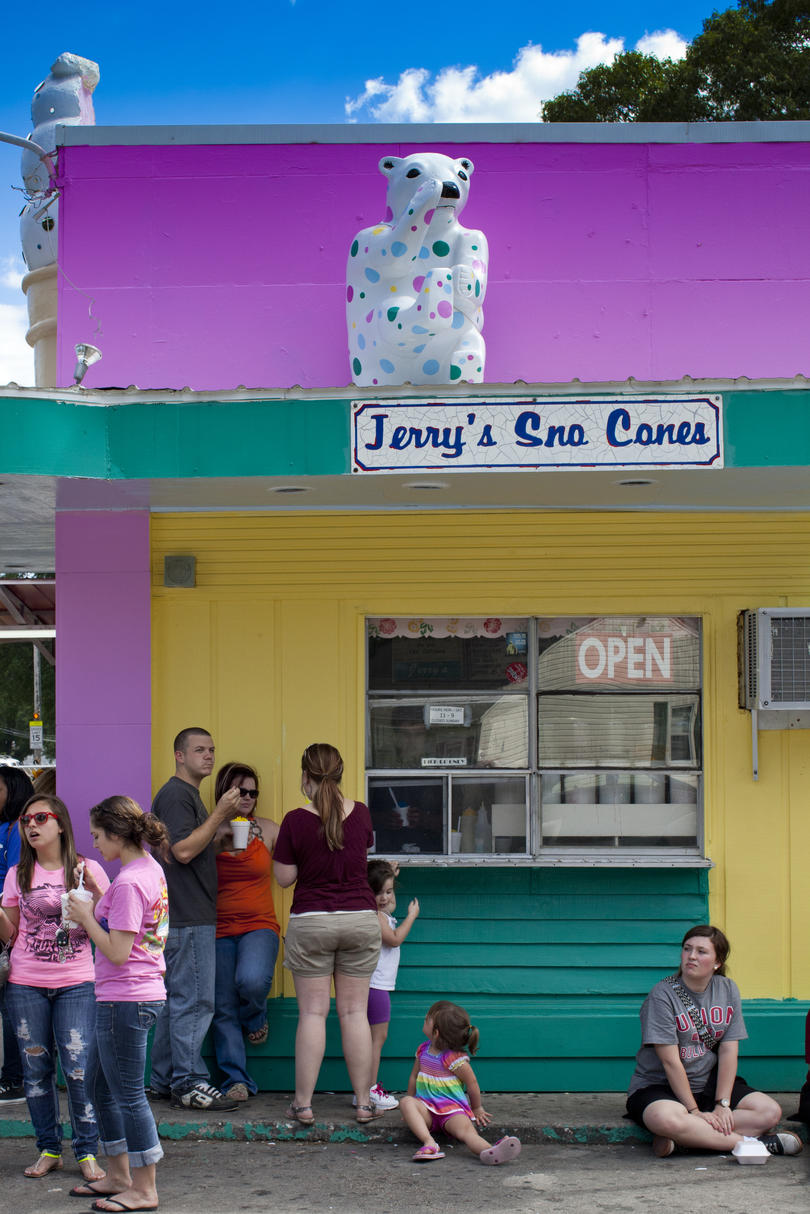 Jerry's Sno Cones in Memphis, TN