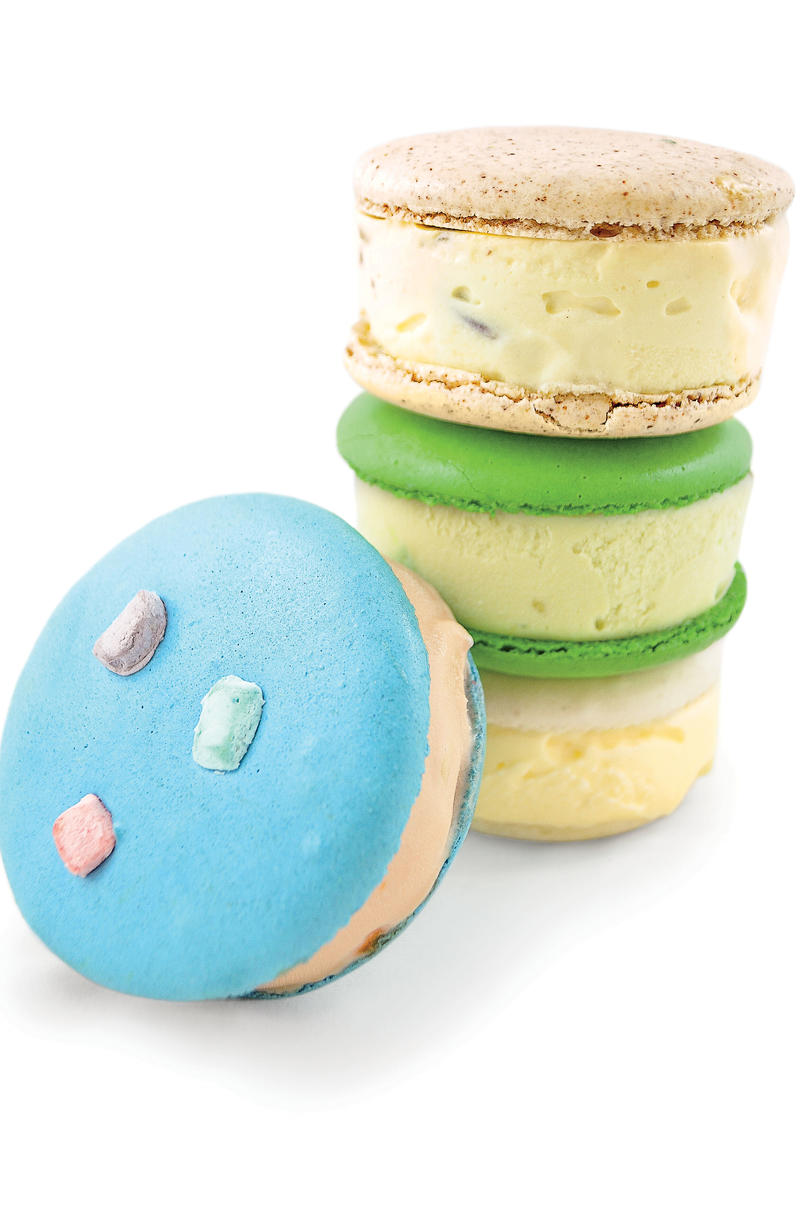 Joy Macarons in Dallas, TX