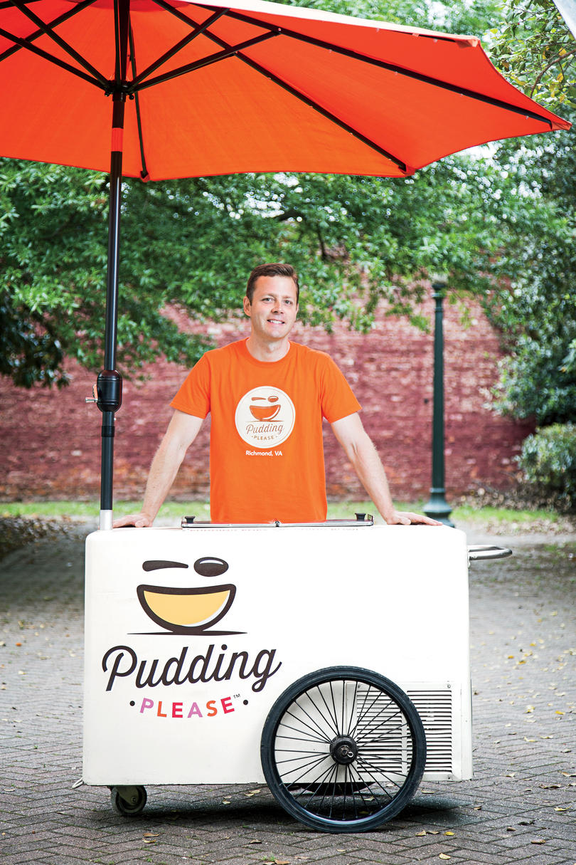 Pudding Please in Richmond, VA