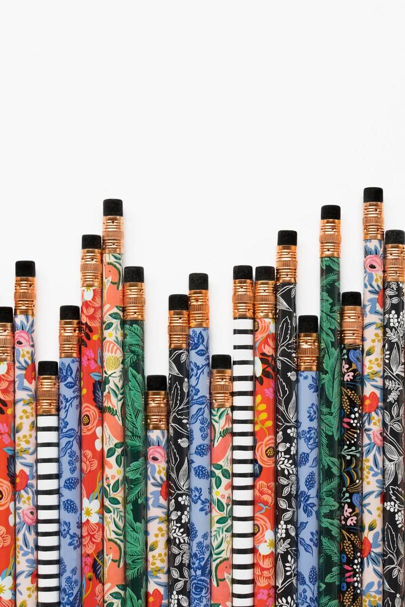 Rifle Paper Company Pencil Set