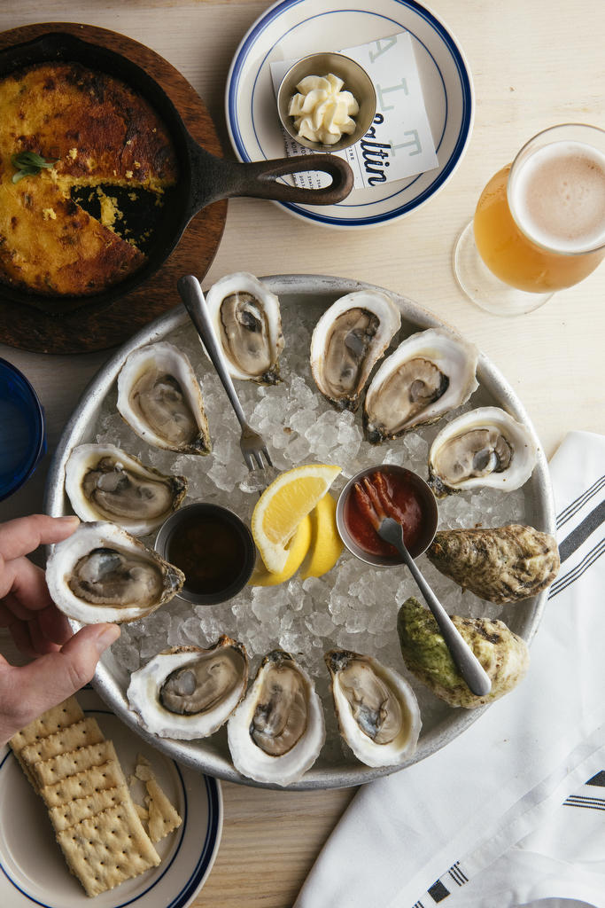 Saltine Oyster Bar in Jackson, Mississippi