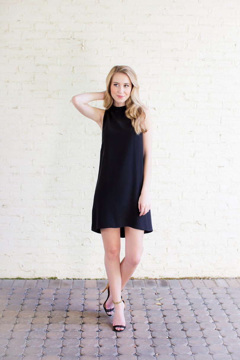 Maple Shift Dress