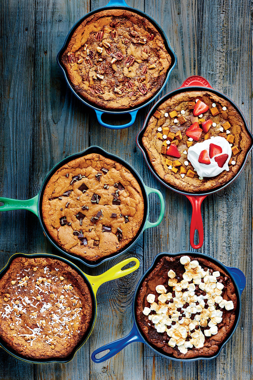 Kitchen Sink Brownies Southern Living