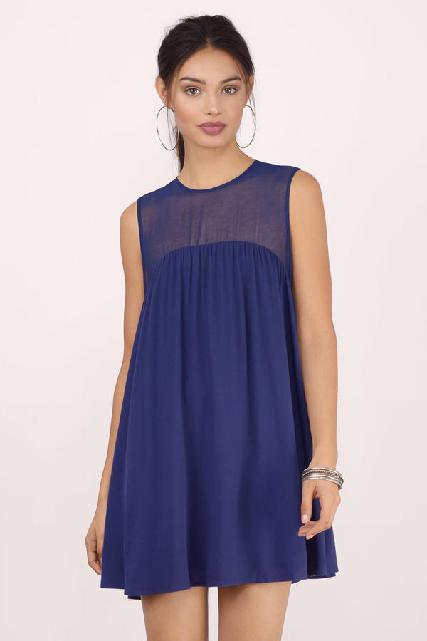Wonderful Babydoll Dress from Tobi