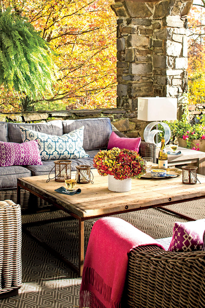The Back Porch: Think Outside the Walls