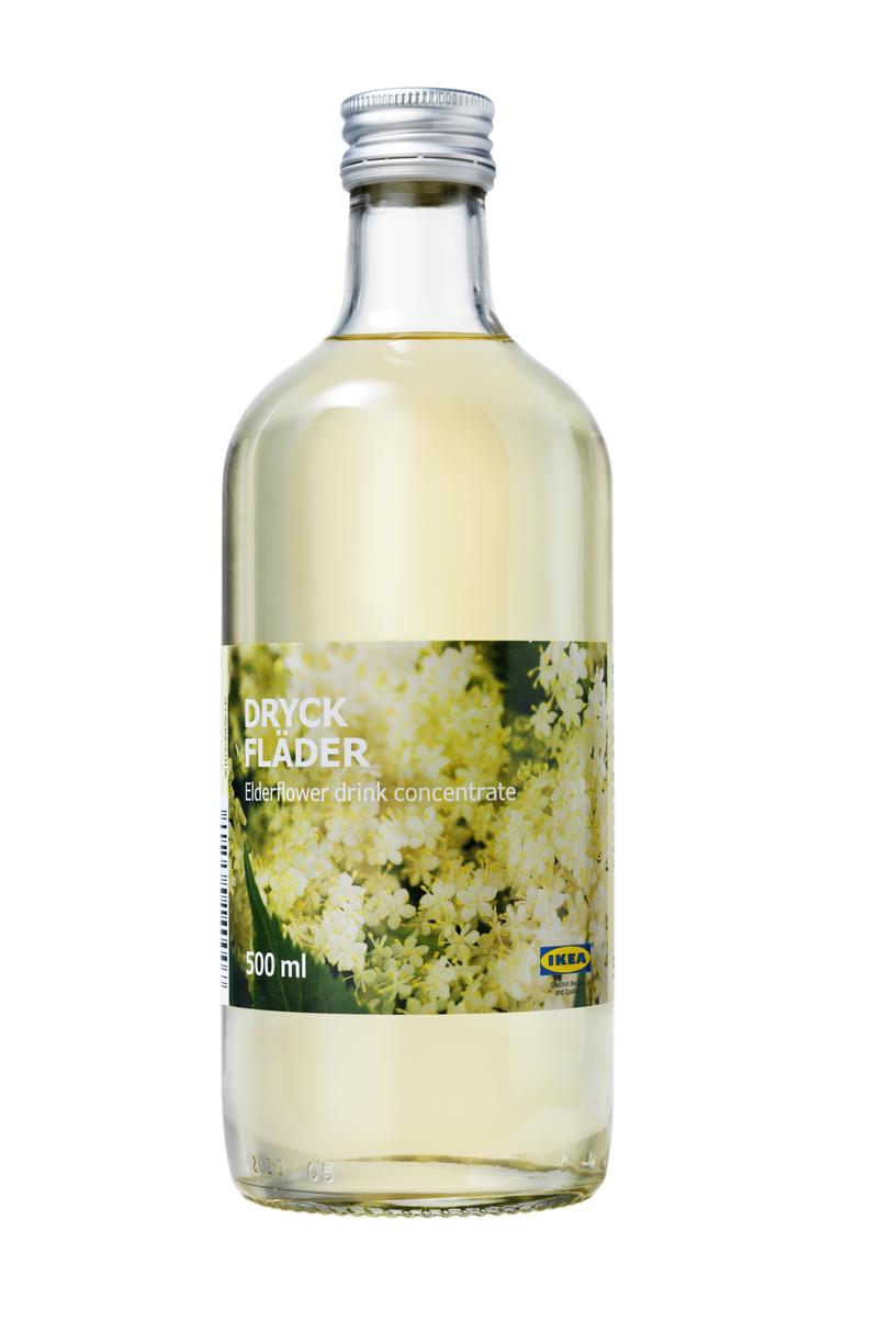 Ikea Elderflower Syrup