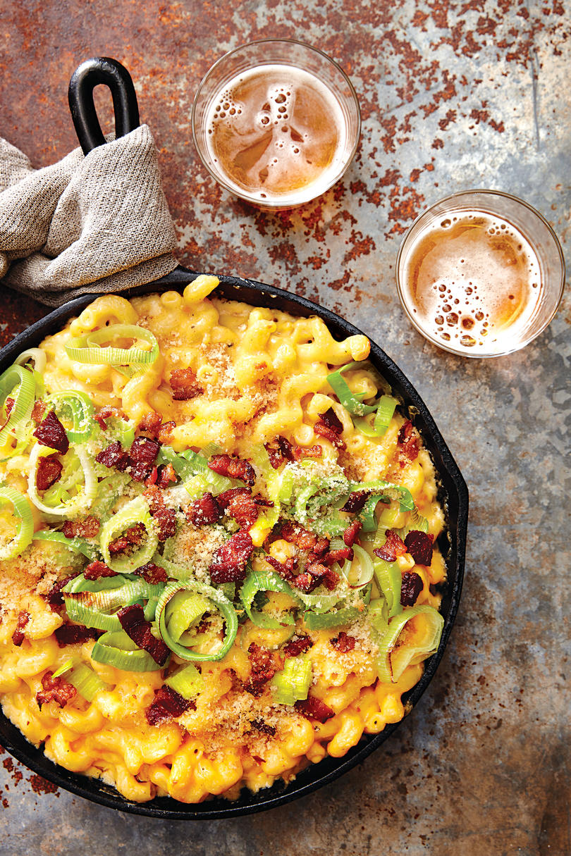 Hugh's Southern Mac and Cheese
