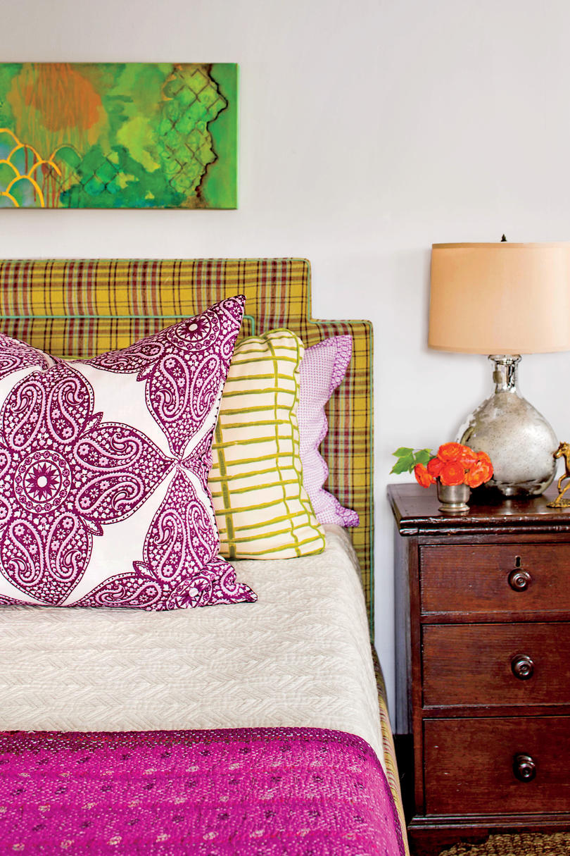 The Girls' Bedroom: Go Bold