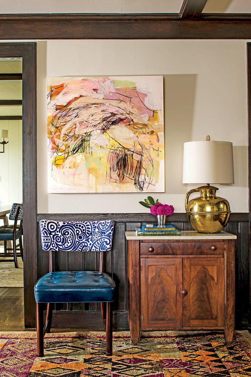 The Front Hall: Give a Warm Welcome