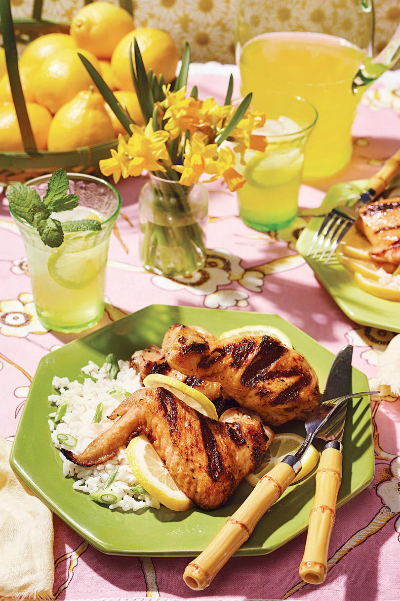 Lemonade Chicken
