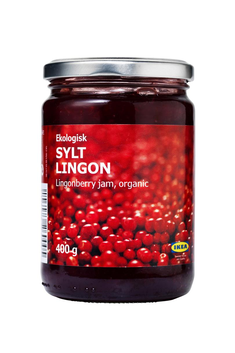 Ligonberry Jam from Ikea