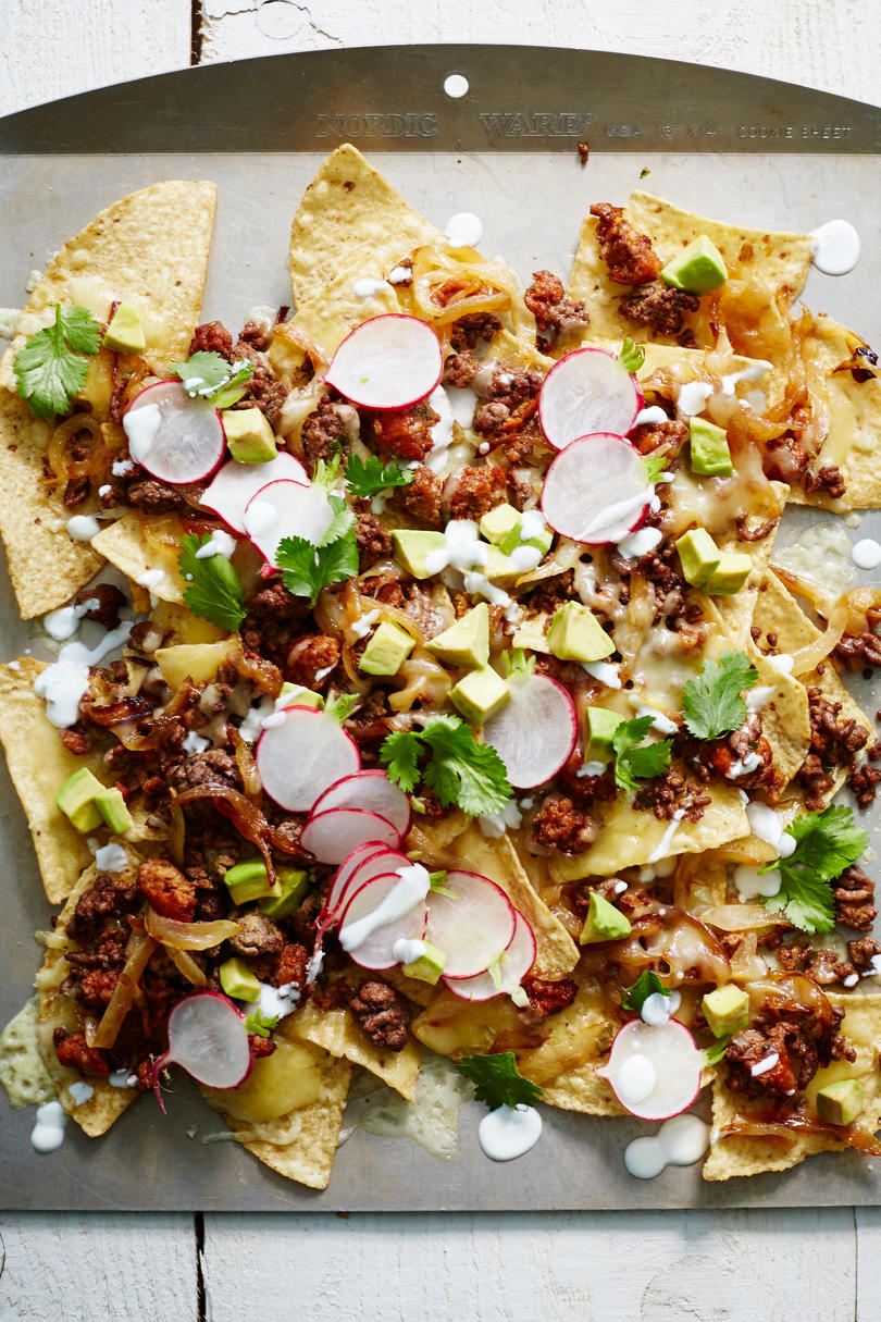 Sheet Pan Nachos