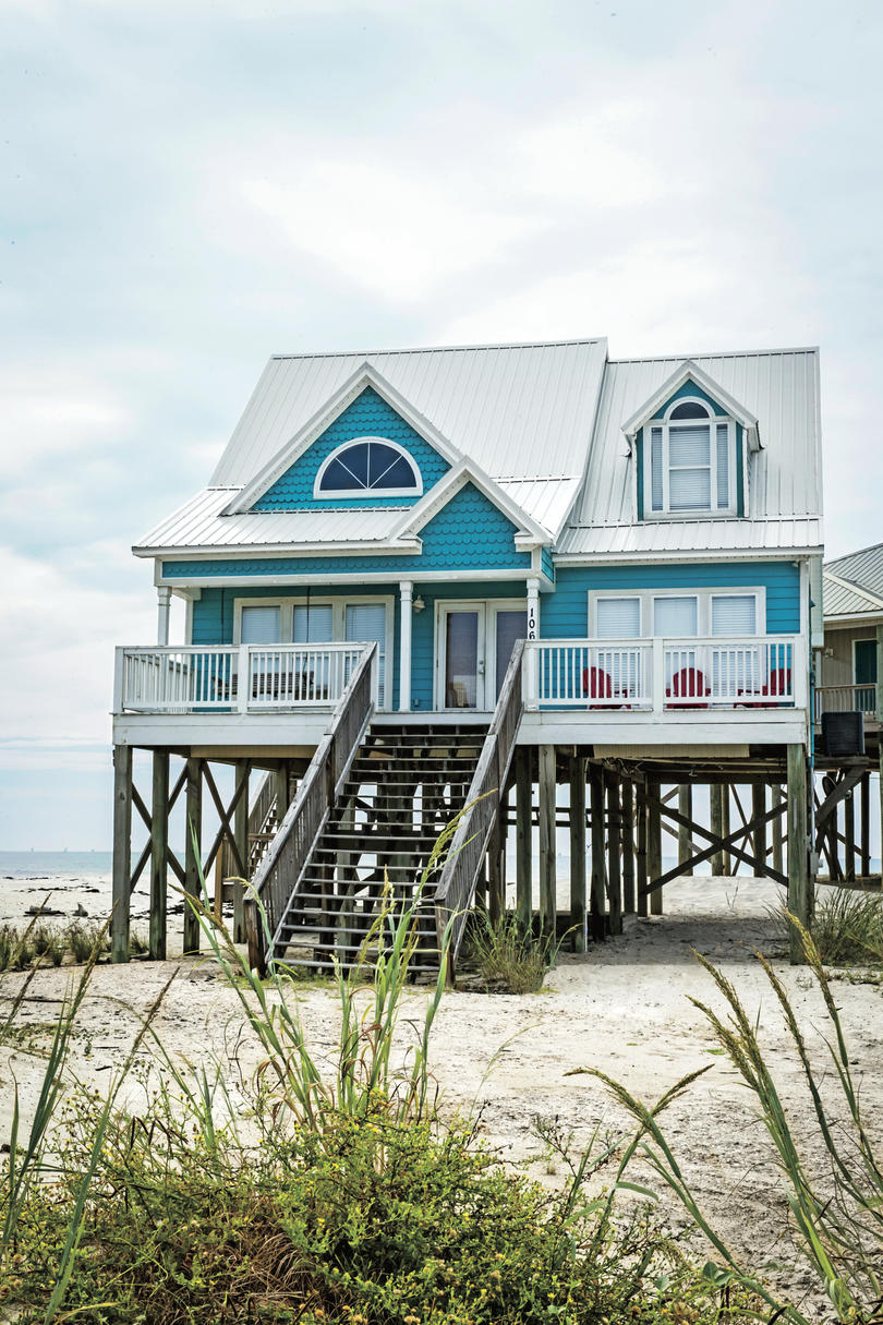 Dauphin Island Teal Beach House