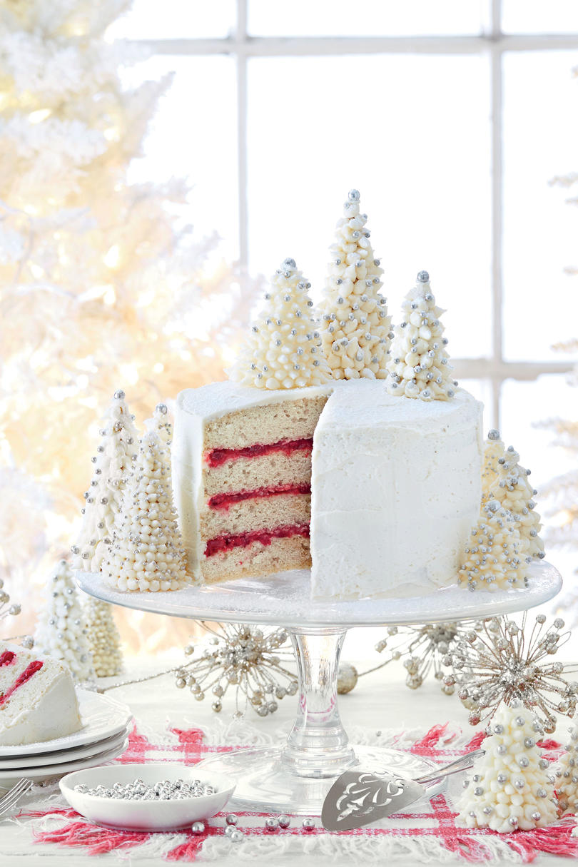 Spiced Layer Cake;