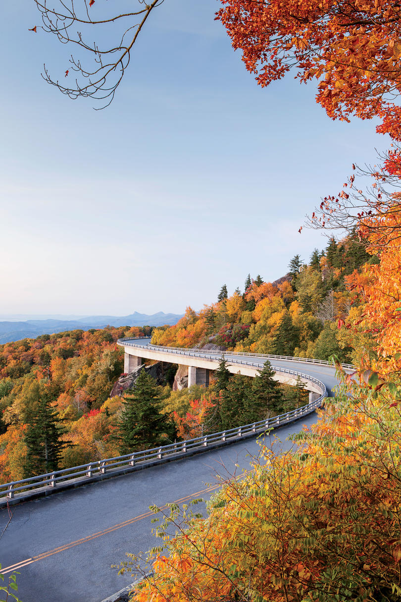 14. Drive the Blue Ridge Parkway