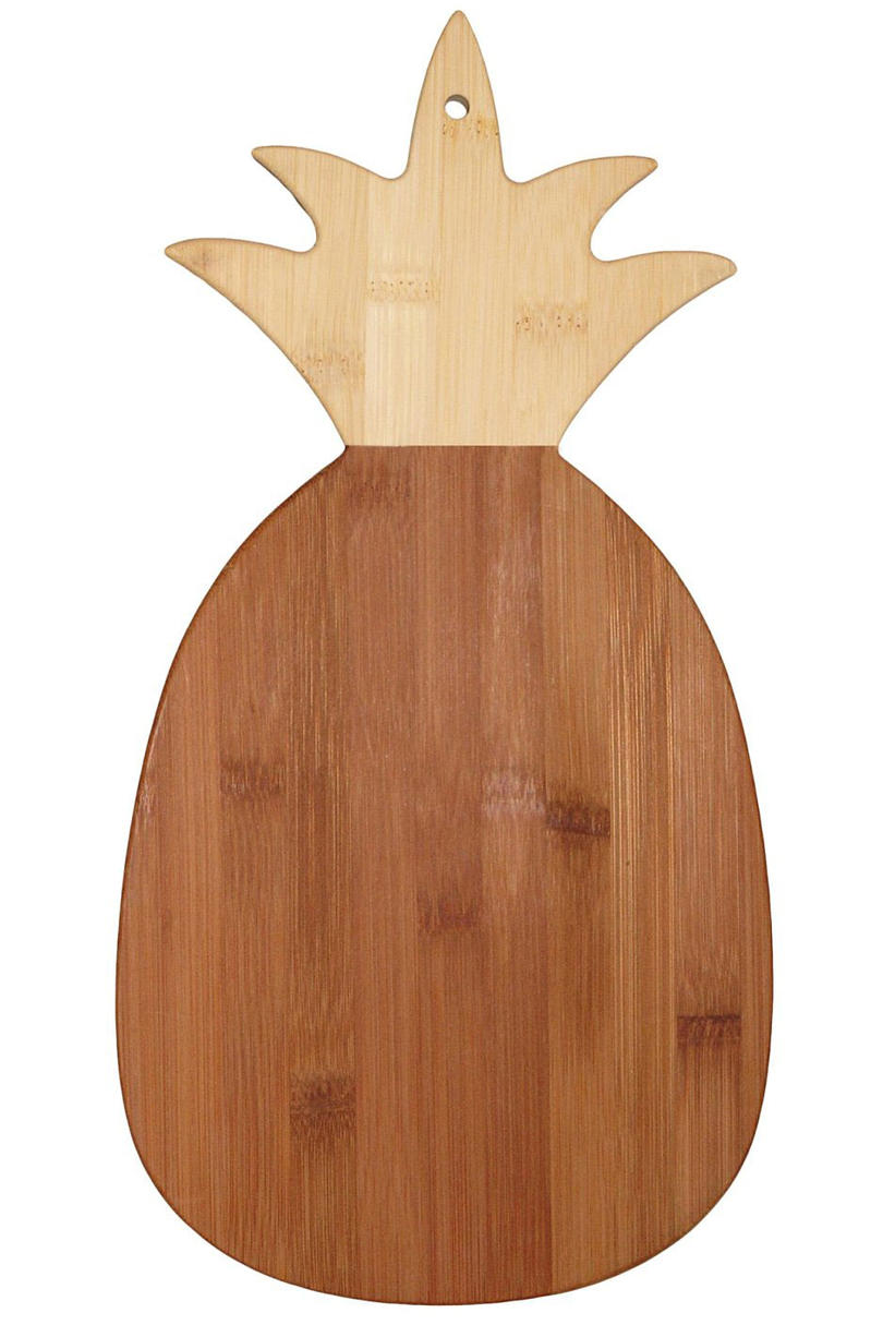 Totally Bamboo Pineapple Serving Board