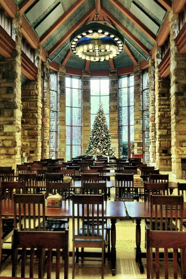McClurg Dining Hall