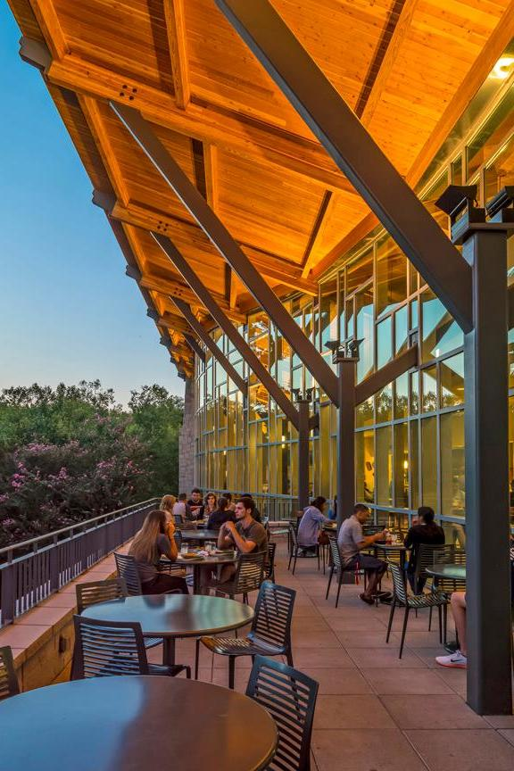 The South S Most Stunning College Dining Halls Southern