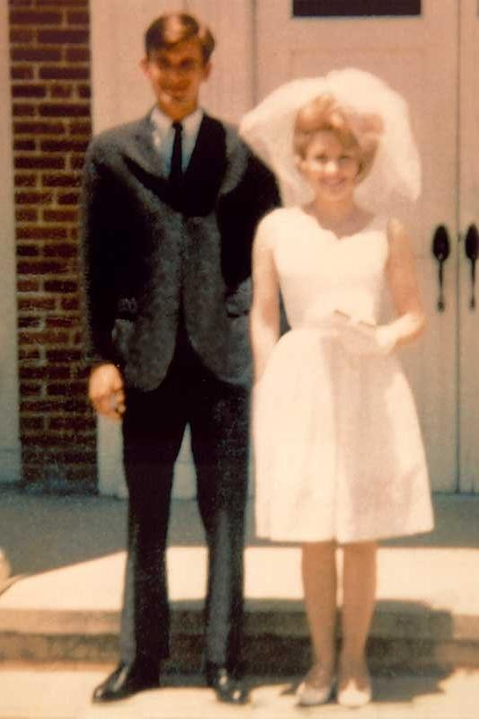 Dolly Parton and Carl Dean Wedding