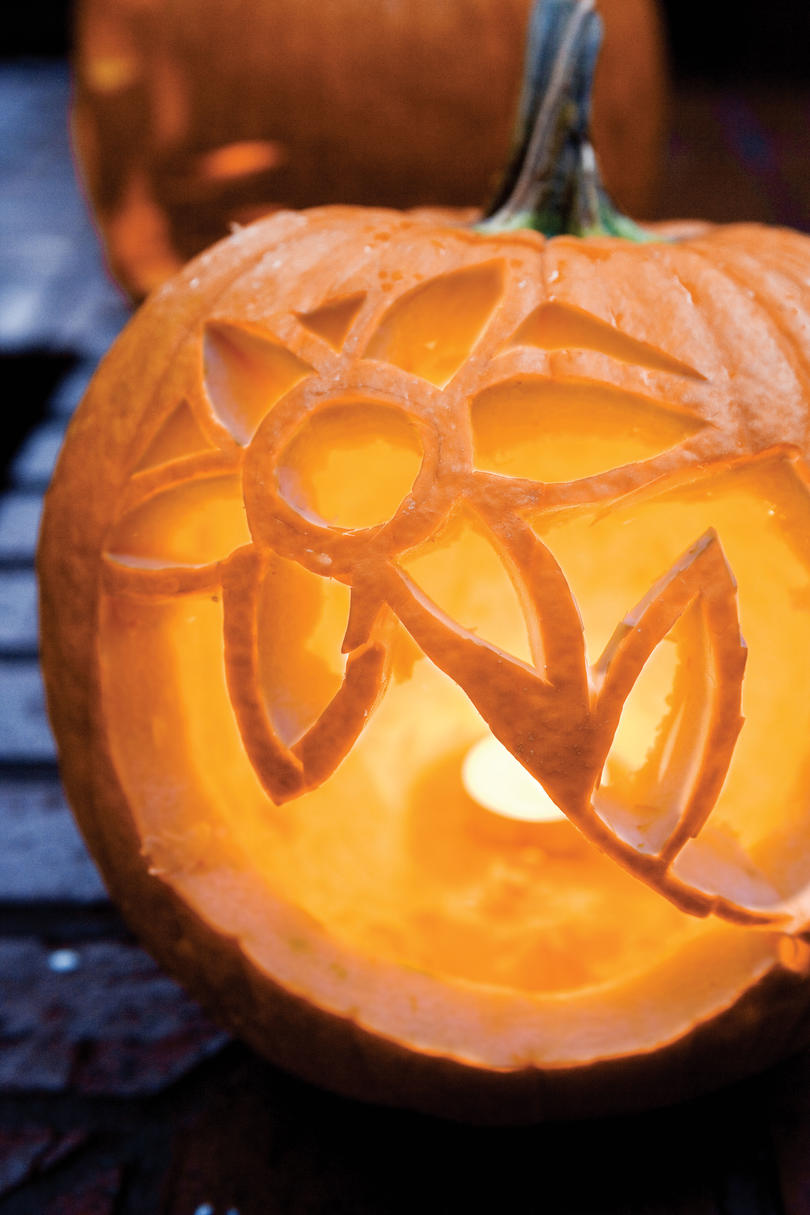 pretty halloween pumpkins - Carving Pumpkin Ideas