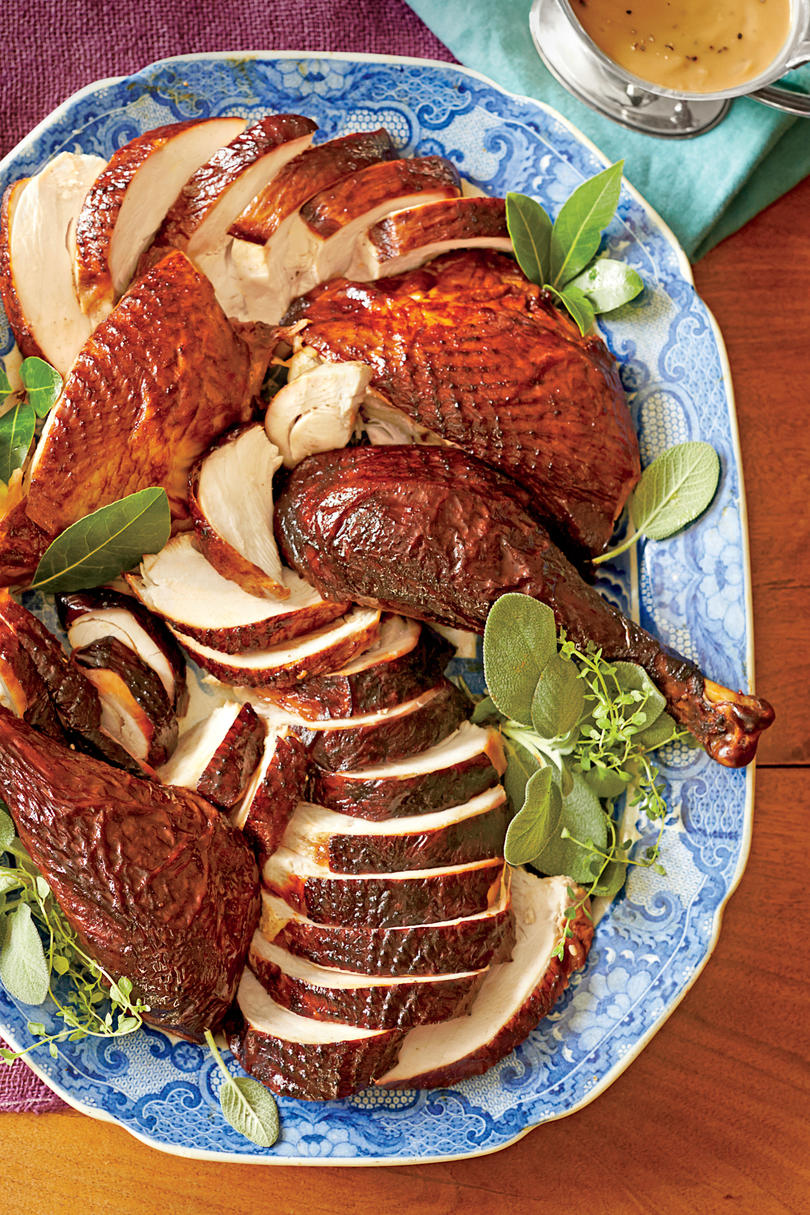 Sliced Turkey